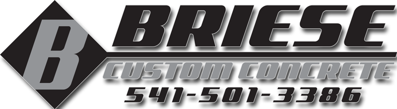 Briese Custom Concrete Logo